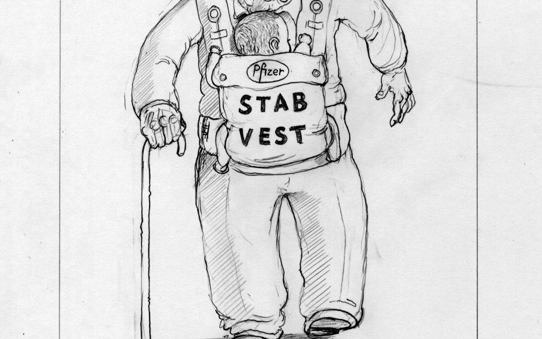Thank you to cartoonist, Bob Moran